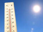 Grey nomads swelter through heatwave