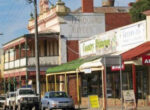 Rutherglen in Victoria attracts grey nomads