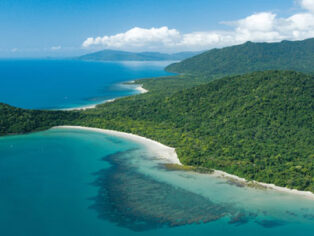 New camping ground for Cape Tribulation