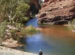 Grey nomads in the Pilbara