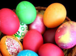 Easter celebration for grey nomads