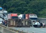 caravan rollover scares grey nomads