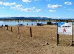 Lake Callide no camping