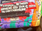 Wicked campervan slogan