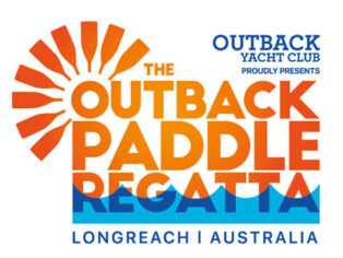 Outback Paddle Regatta attracts grey nomads to Longreach,