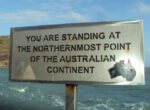 The tip of cape york could be a bitumen trip away