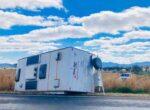 Caravan rollover near Tamworth