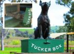 Gundagai dock on the tuckerbox