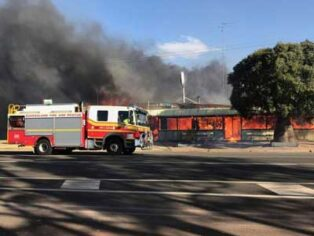 Muckadilla Hotel burns down