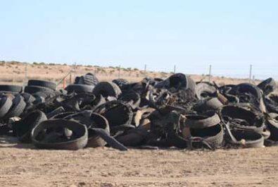 Strzelecki Track litter problem out of control