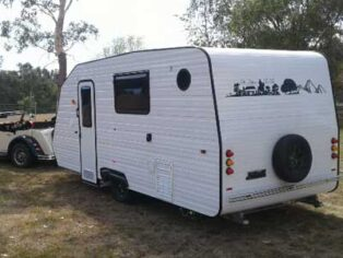 Caravan build