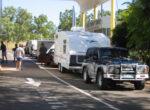 Caravan boom