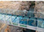 Cobbold Gorge glass bridge