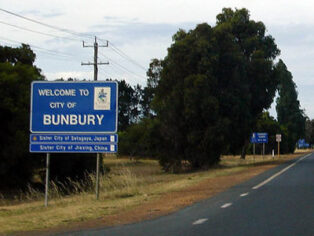 Bunbury free camp trial