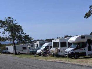 Urunga camping