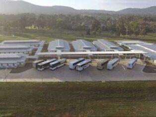 Canberra caravan park