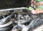 Grey nomads and vehicle maintenance