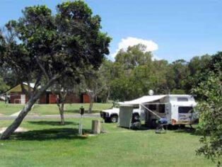 Victorian caravan parks