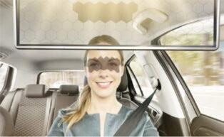 Virtual visor from Bosch