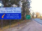 NSW border set to close