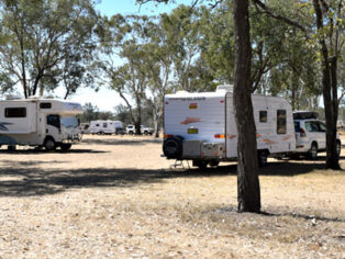 South Burnett Regional Council free camping
