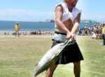 Tuna toss in Port Lincoln