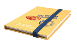 A diary will help you remember the trip