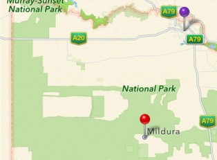 Grey nomads at risk from faulty phone app