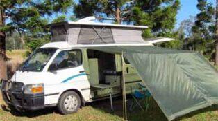 Anton free camping