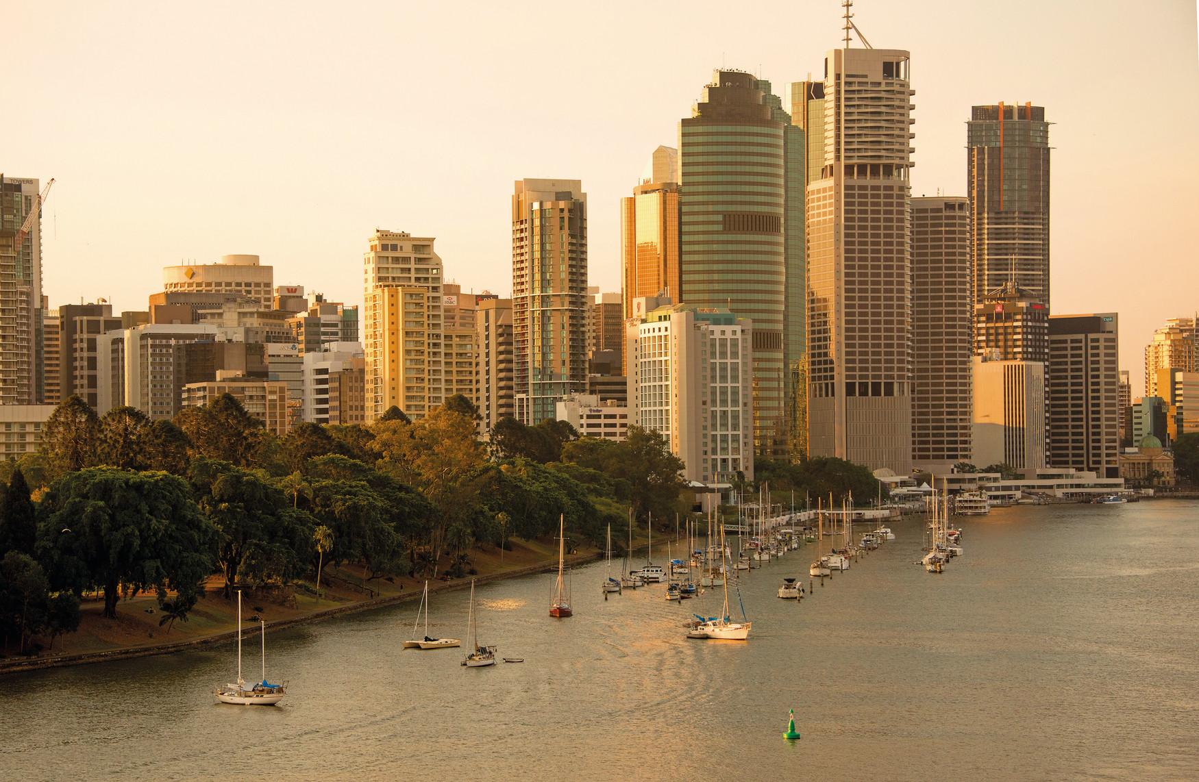 Brisbane a magnet for grey nomads of Australia   The Grey ...