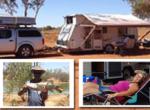Grey nomads travel wrong way around Australia