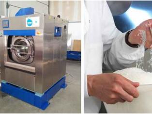 Waterless washing machine for grey nomads xeros