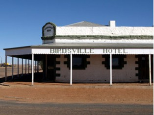 Grey nomads flock to Birdsville