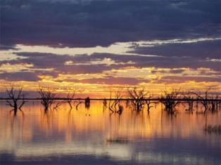 Grey nomads love Broken Hill