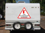 Fire extinguishers and fire blankets for caravans and motorhomes
