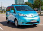 Grey nomad campervan is electric powered