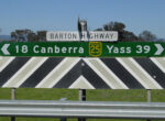 Grey nomads asked to visit Yass and their new dump point and parking for caravans and motorhomes