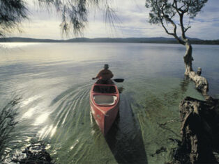 Myall Lakes National Park, New South Wales