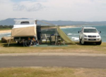 Grey nomads need to slow doiwn in caravan parks