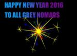 Happy new year 2016 grey nomads