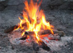 Campfires and grey nomads