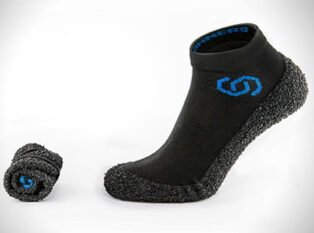 Skinners sock shoe
