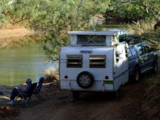 Free camping in Australia