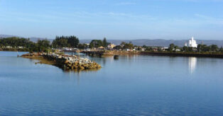 Cowell foreshore