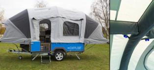 Air Opus trailer tent