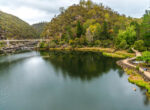 Cataract Gorge near Launceston is a draw for grey nomads
