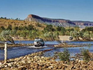 Gibb River Road for grey nomads