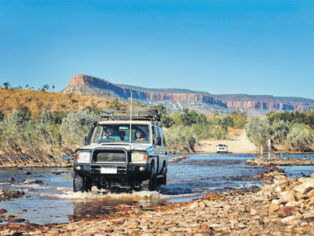 Amazing drives in WA for grey nomads