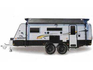 Caravan stolen