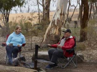 camping boost in Victoria's national parks